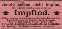 Impfschaden Hepatitis