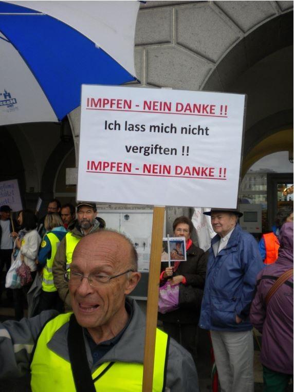 Impfdemo Berlin