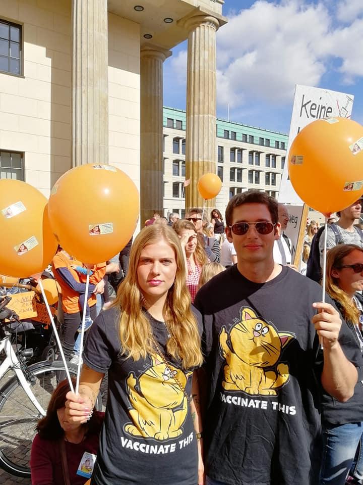 Berliner Demo war ein Markstein!