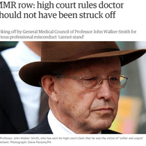 https://www.theguardian.com/society/2012/mar/07/mmr-row-doctor-appeal