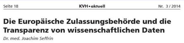 Foto: KVH aktuell.