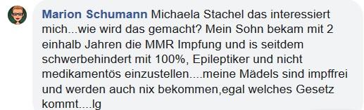 Impfschaden MMR