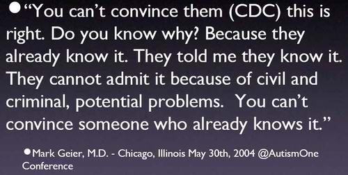 CDC: Betrug