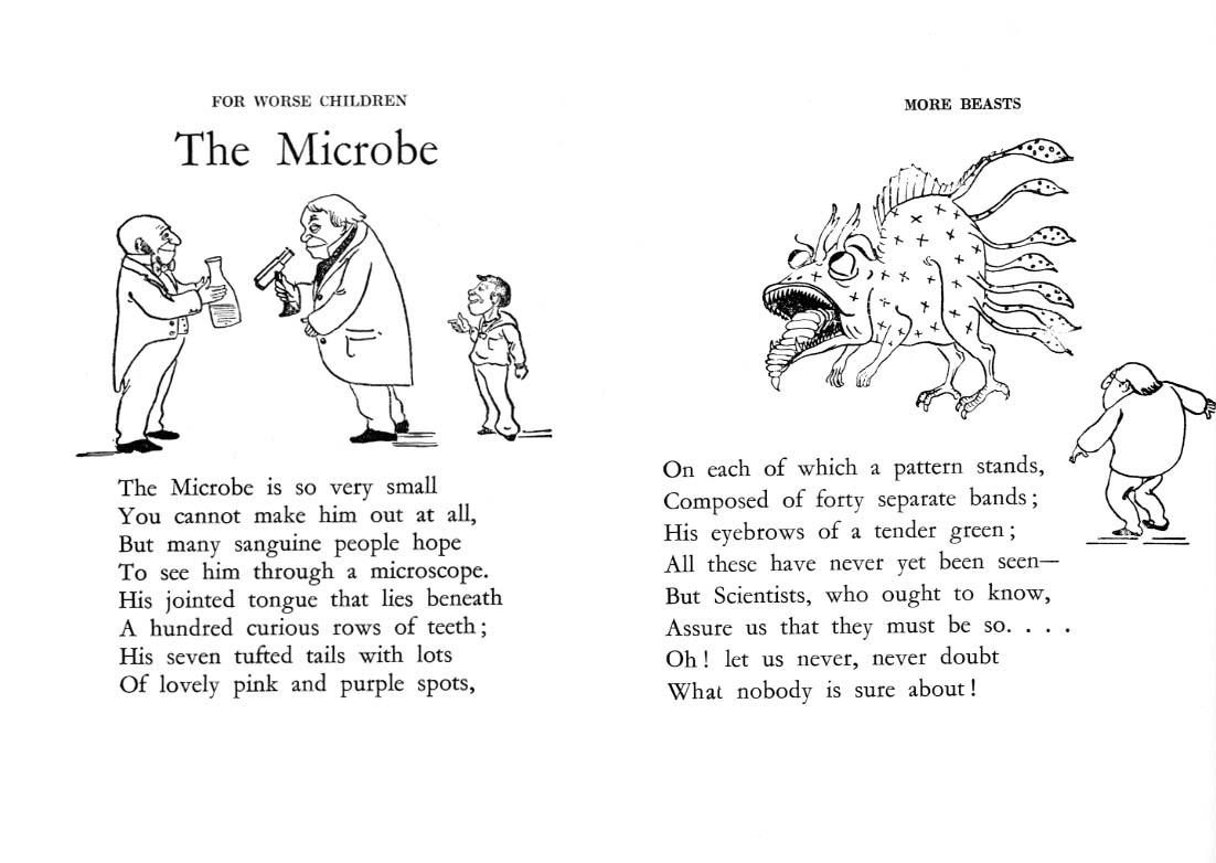 Béchamp: Milieu, nicht Mikroben