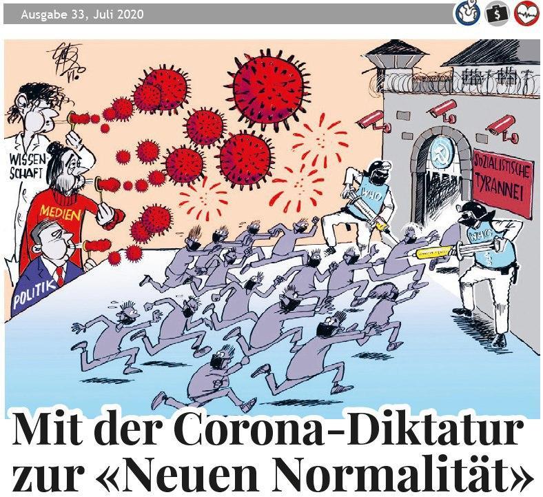 Corona Chronik