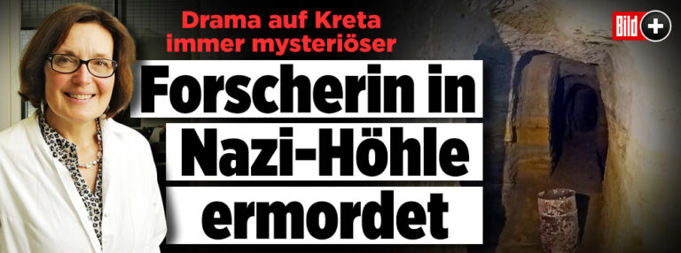 Dresdner Biologin ermordet