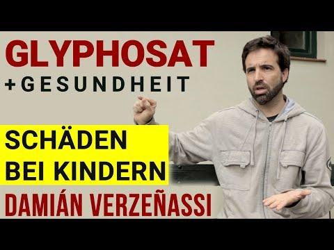 Glyphosat-Kontamination